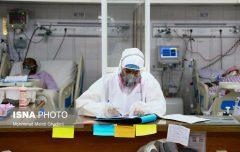 نگاه های مضطرب در ICU/آژیر قرمز کرونا در بندرعباس به صدا در آمد + فیلم