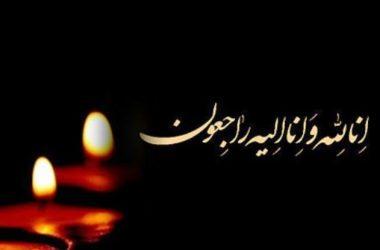 پیام تسلیت حجت الاسلام محب زاده به مناسبت درگذشت امام جمعه فقید میناب