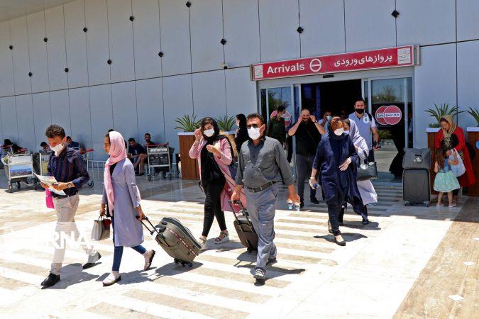 فرودگاه بین المللی کیش؛ فرودگاه برتر در بین مناطق آزاد