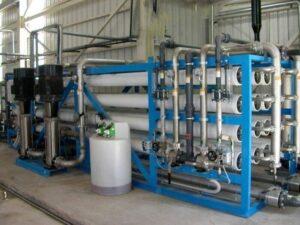 ۴۰ هزار متر مکعب به ظرفیت آب هرمزگان اضافه شد